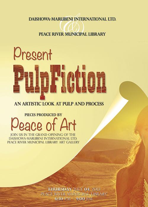 PulpFiction Invitation